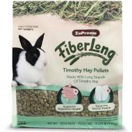 Pienso ZuPreem FeberLong Timoty para Conejos