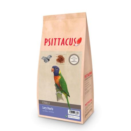 Psittacus Lory Diet
