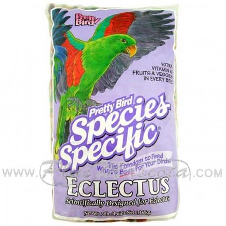 Pienso Pretty Bird Especial Eclectus