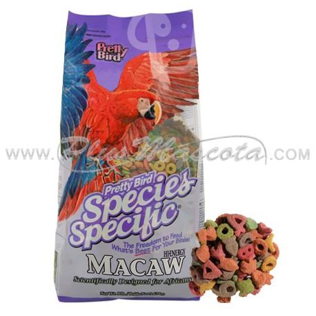 Pienso Pretty Bird Alta Energía Especial Guacamayos