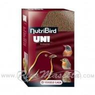 Pienso Nutribird Uni Komplet - Pájaros Pequeños  Versele-Laga
