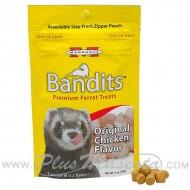 Snacks Marshall Bandits Sabor Pollo para Hurones