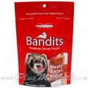 Snacks Marshall Bandits Sabor Bacon para Hurones