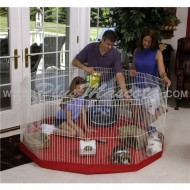 Parque Large Play Pen Marshall para Hurones