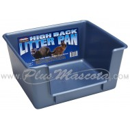 Cubeta Marshall High-Back Litter Pan Hurones