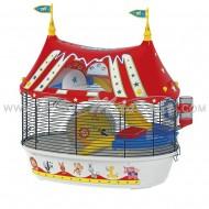 Jaula Ferplast Circus Fun para Hamster
