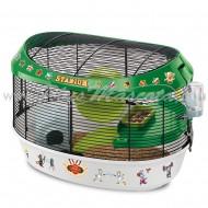Jaula Ferplast Stadium para Hamster
