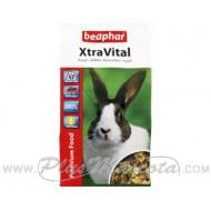 Pienso Beaphar Xtravital para Conejos