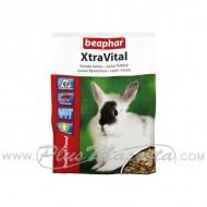 Pienso Beaphar Xtravital Junior para Conejos Jóvenes