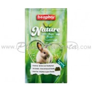 Pienso Beaphar Nature Junior para Conejos Jóvenes