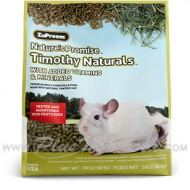 Pienso Zupreem Nature's Promise para Chinchillas