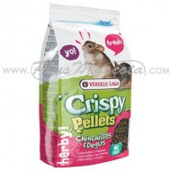 Pienso Versele Laga Crispy Pro para Chinchillas Y Degus