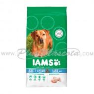 Pienso IAms para Perros Adultos Razas Grandes