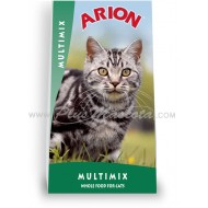 Pienso Arion Cat Multimix para Gatos