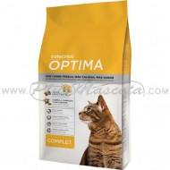 Pienso Optima Cat Complete para Gatos