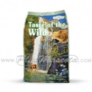 Pienso Taste of the Wild Cat Rocky Mountain (Pollo, Ciervo, Salmón) para Gatos