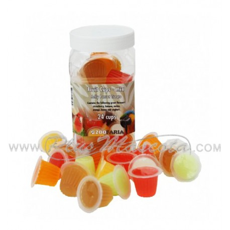 ZooFaria Fruit Cups