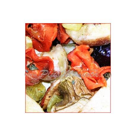 Ensalada de Frutas Deshidratadas para Loros y Roedores