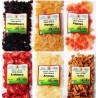 6 Frutas Deshidratadas para Roedores y Loros