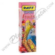 2 Sticks Frutas Raff para Periquitos