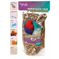 JR Farm Mezcla Semillas Premium Eclectus